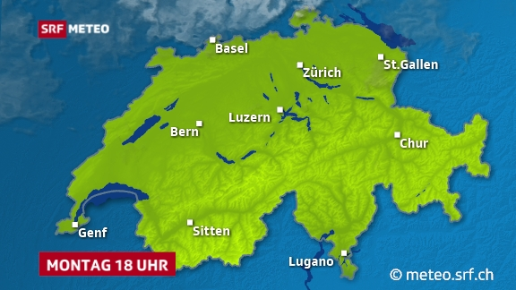 18 Uhr